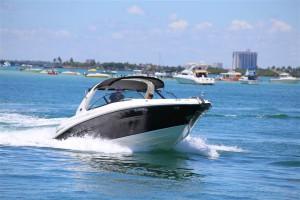 2007 Sea Ray SLX 290