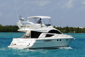 46 Fairline Phantom 2004 Flybridge Cruisers