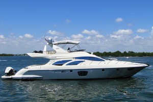 62' Azimut Evolution Flybridge Cruiser 2009 Quantum