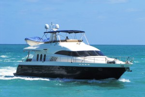 72' Viking Princess Sport Cruisers 2001 SC72 Blue Marlin