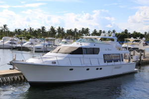 65' Pacific Mariner Westport Pilothouse Motoryacht