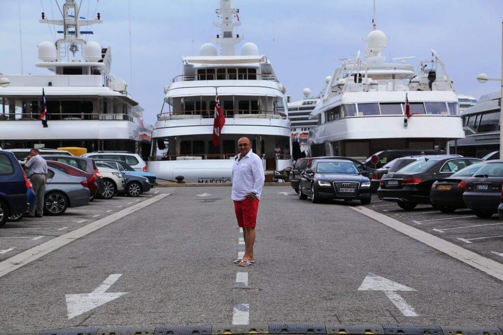 Buy yacht Andrey Shestakov