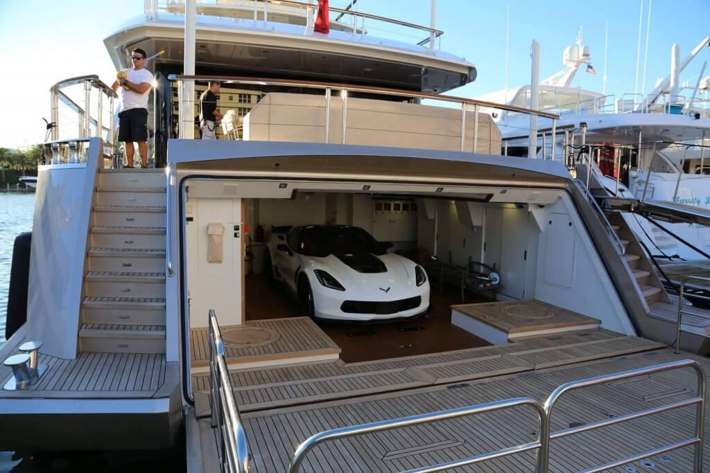 mega yacht sell