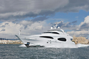 "118' Millennium Super Luxury Yacht 2001 ""Phantom"""