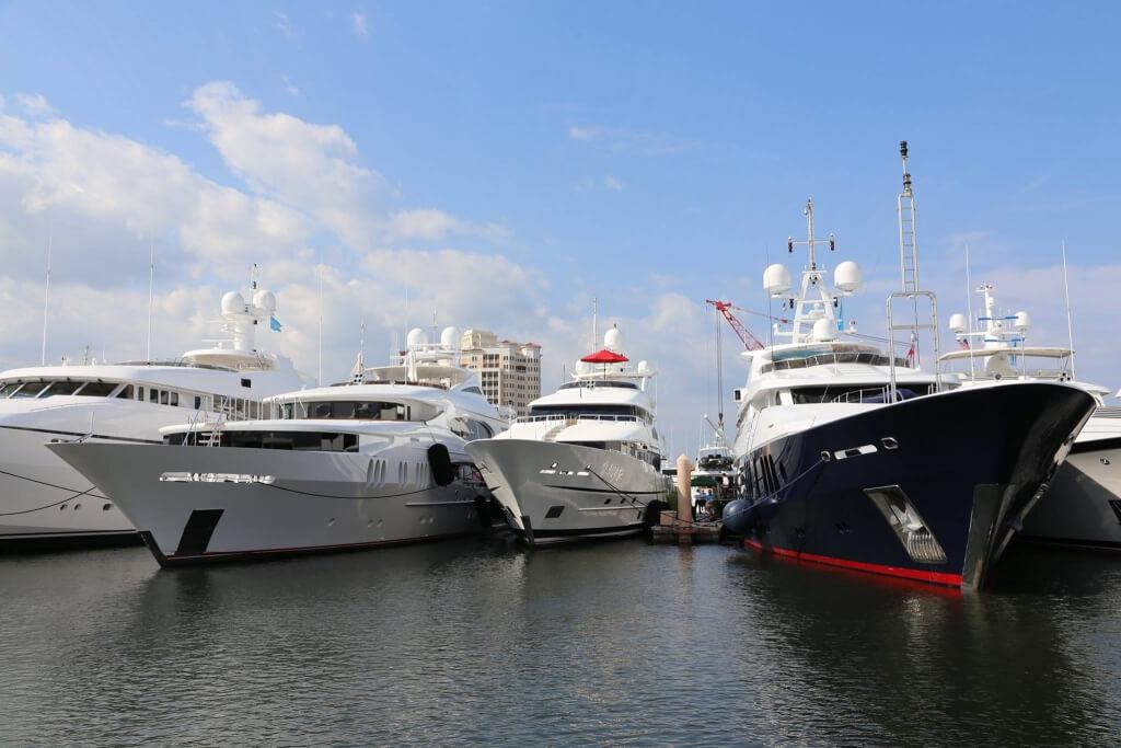 Продажа яхт с Atlantic Yacht and Ship