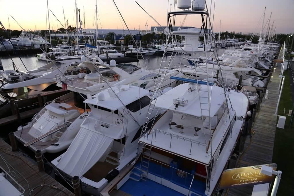 Мы занимаемся продажей яхт с 1959 года