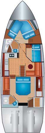 Обзор новой модели яхты Regal 53 SC