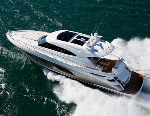 Обзор новой модели яхты Riviera 6000 SY