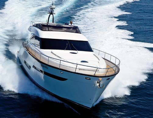 Austin Parker 64 Fly S Yacht Review