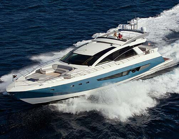 Обзор новой модели яхты Cheoy Lee Alpha 87