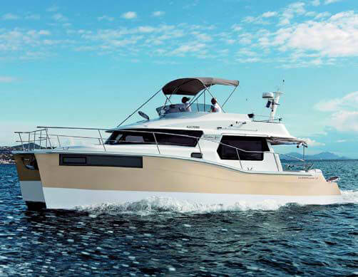 Fountaine-Pajot Summerland My 40 LC  Yacht Review