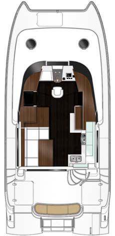 Обзор новой модели яхты Fountaine-Pajot Summerland MY 40 LC