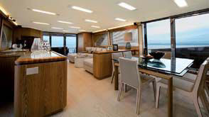 Monte Carlo Yachts 86 Yacht Review