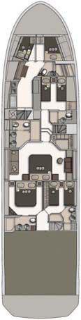 Обзор новой модели яхты Monte Carlo Yachts 86