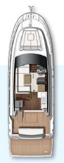 Обзор новой модели яхты Prestige 420
