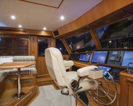 Обзор новой модели яхты Fleming 58