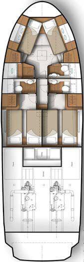 Обзор новой модели яхты Greenline 48