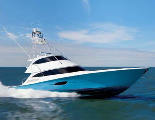 Обзор новой модели яхты VIKING 92