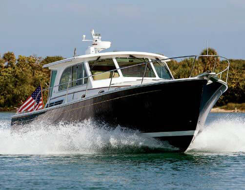 Back Cove 41 Yacht Review