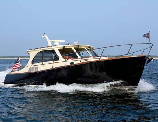 Hinckley Talaria 43 Yacht Review