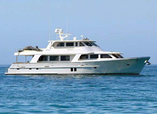 Offshore 87 Yacht Review