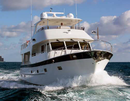 Outer Reef 63 LRMY Yacht Review