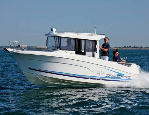 Beneteau Barracuda 7 Yacht Review