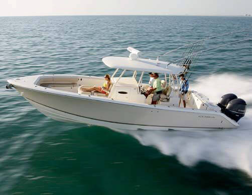 Cobia 344 CC Yacht Review