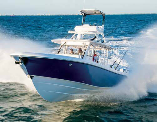 Everglades 435 CC Yacht Review