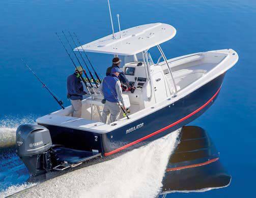 Regulator 23 Yacht Review