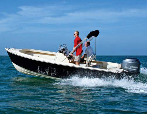 Rossiter 17 Center Console Yacht Review