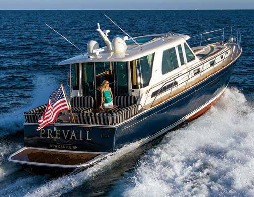 Sabre 54 Yacht Review