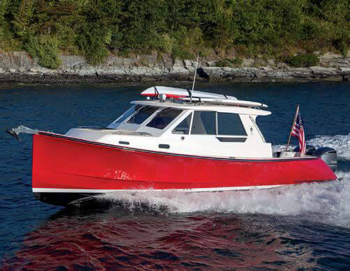 True North 34 Outboard Express Yacht Review