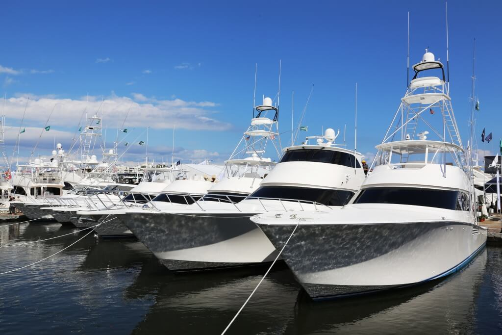 2.3. Palm Beach International Boat Show