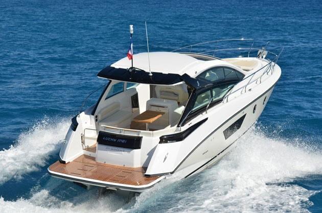 Beneteau Powerboat Gran Turismo 40 Review
