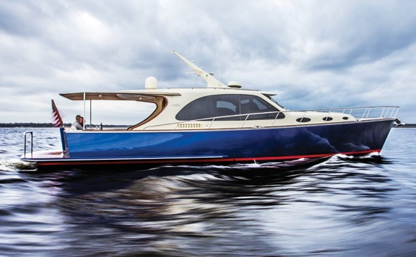 Palm Beach 52 Yacht Review