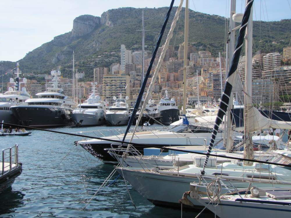 monaco international boat show