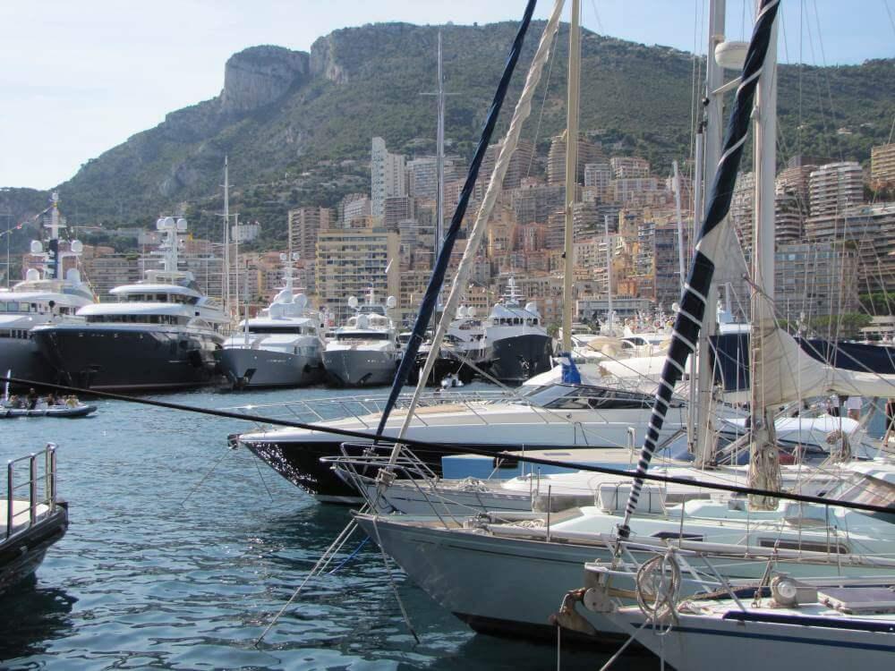 Яхтенная выставка в Монако 2016