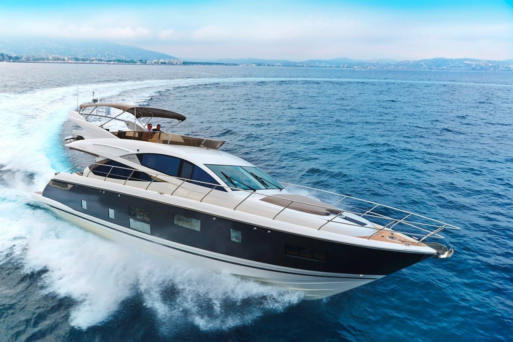 Pearl 65 Luxury Motor Yacht Review Atlantic Yacht And Ship