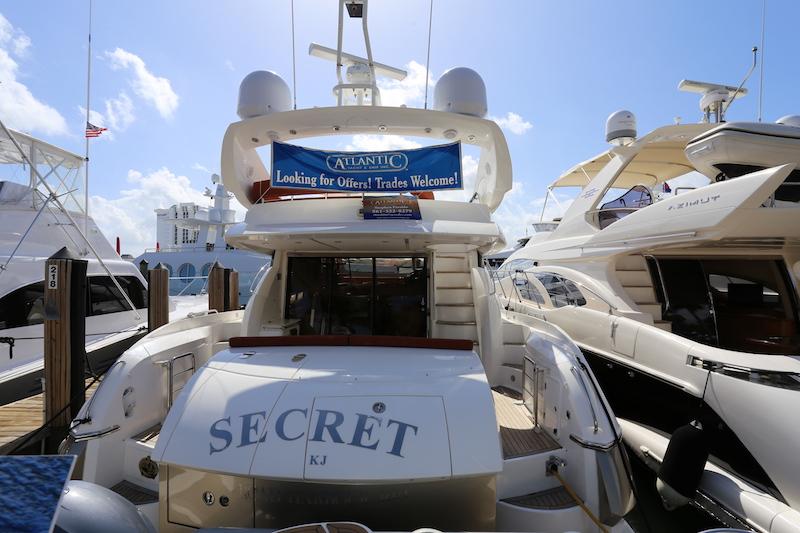 Продать яхту на шоу Форт-Лодердейле