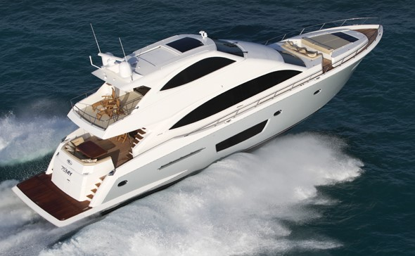 Viking 75 Motor Yacht Review