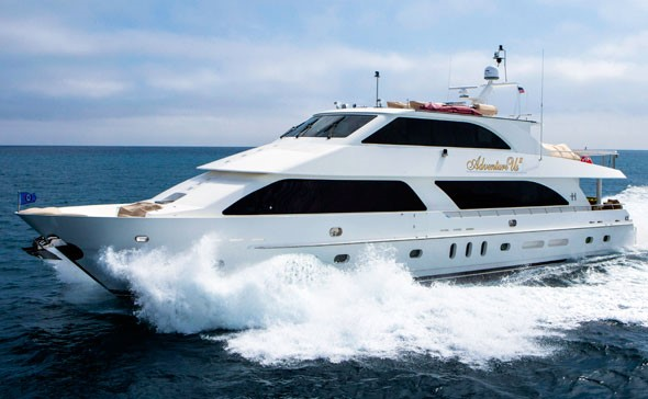 Hargrave 94 Yacht Review