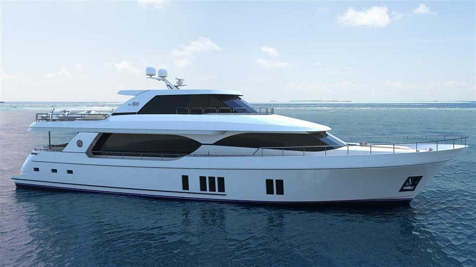 Ocean Alexander 100 Yacht Review