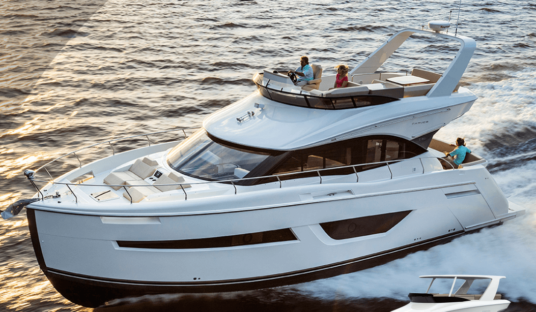 Carver 50 Command Bridge Yacht Review
