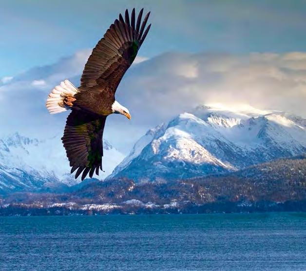 Юго-Восточная Аляска в США