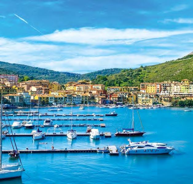 Тосканский архипелаг
