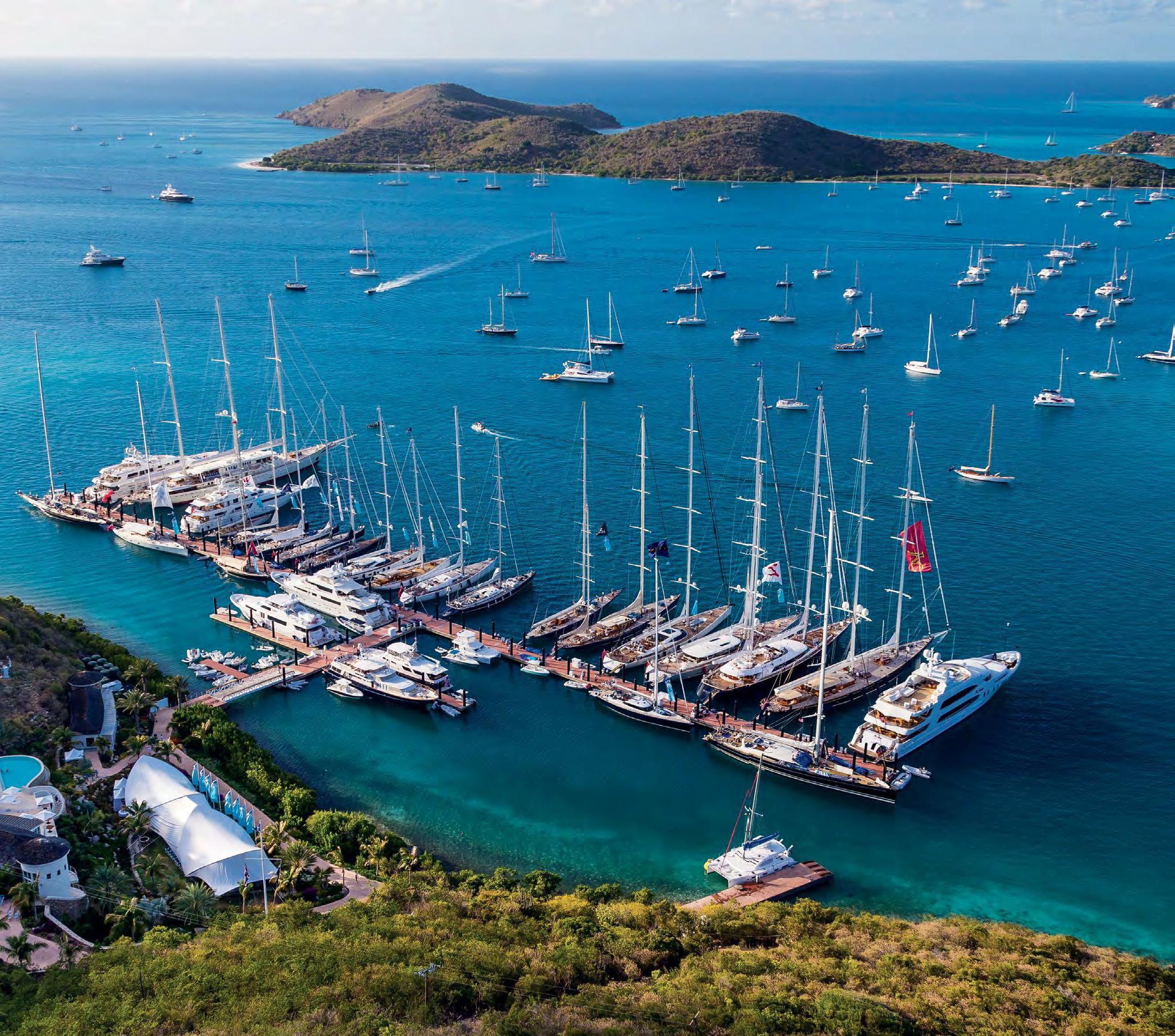 Virgin Islands: The British Virgin Islands