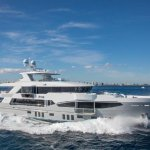 IAG Yacht SERENITY is now offered for sale