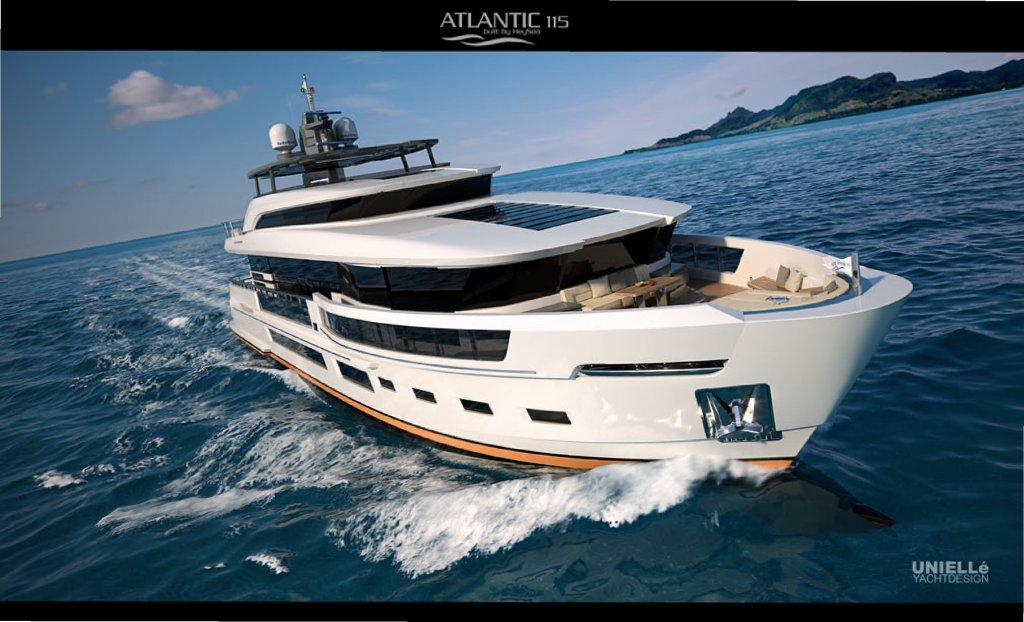 Атлантик 115