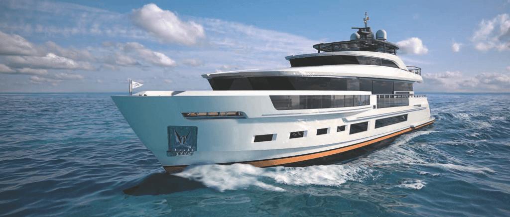 Atlantic 115 яхта для продажи
